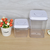 Environment Protection Stackable 2 Pcs Clear