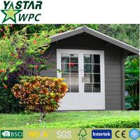 Sheds & Storag WPC Waterproof Garden Shed