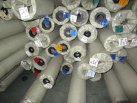 Stocklot Pvc Coated Tarpaulin PVC coated Fabric China stock
