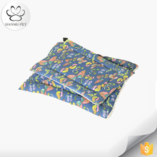 2017 Hot Sale Printed Colorful Non Woven Dog Bed
