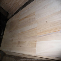 furniture grade paulownia finger jointed board