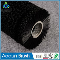 Environmentally friendly wire brush hair rollers