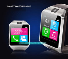 2016 Newest digital lady watch fashion GSM mobile watch phones smart watch