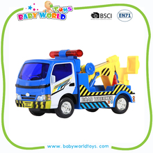 Baby Cartoon Cars And Trucks Plastic Friction Toy Car