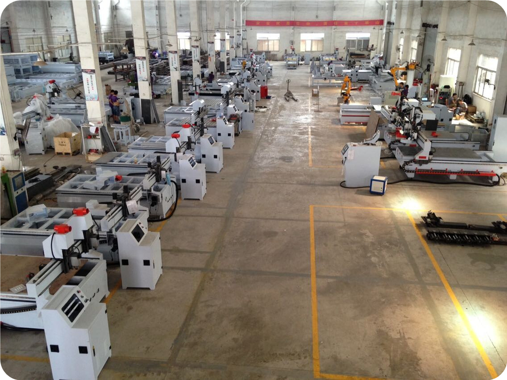RD3015-10 CNC Wood Carving Machine 4 axis