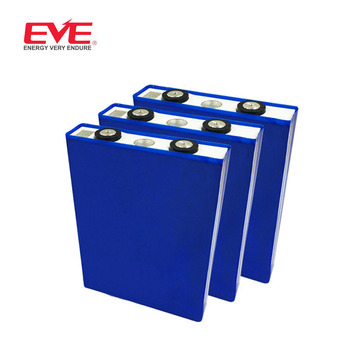 EVE Battery Lithium Ion Rechargeable Prismatic LFP Aluminum Shell Series Batteries Lifepo4 Battery