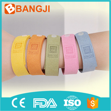 (CE ISO and Factory Price) Anti Mosquito Band/Bracelet/Wristband mosquito band