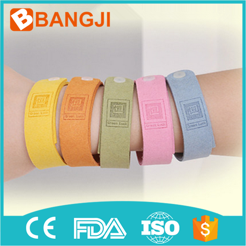 Anti Mosquito Band/Bracelet/Wristband(CE ISO and Factory Price)