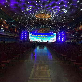 Rental Led Video Display Screen 3.91 Indoor Tv Background P3.91 Led Display