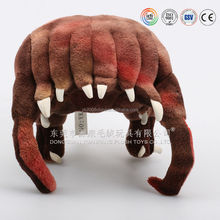 Hot sale!ICTI factory making stuffed crab plush toy&soft toy crab