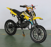 China wholesaler colored mini dirt bike 50cc 49cc