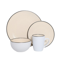 vajilla comestibles ceramic tableware with dinner plates dinnerware christmas dinnerset