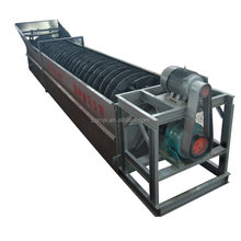 alluvial gold mining equipment, spiral classifier