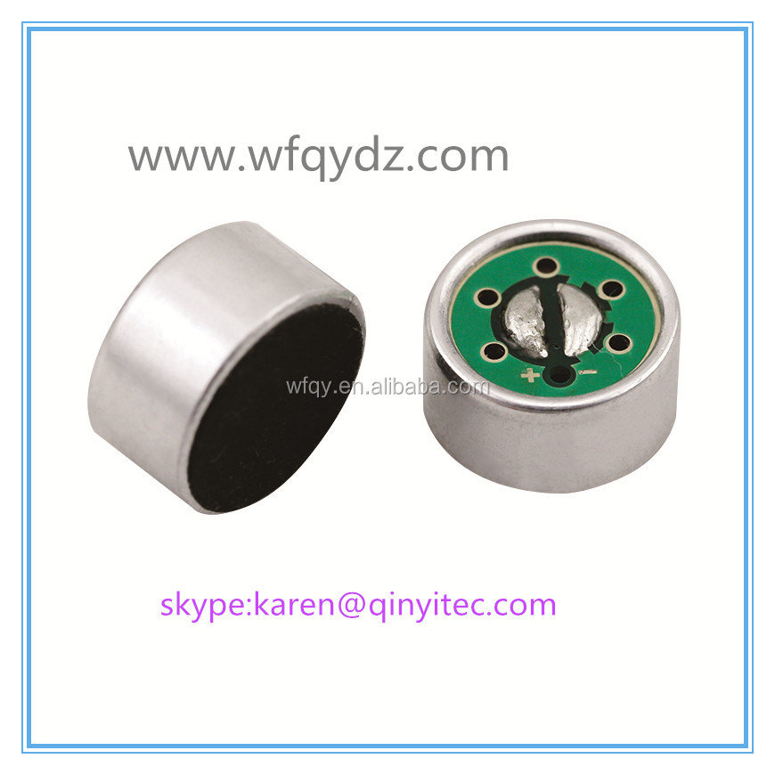 Customed Omnidirectional Microphone Unit Parts Wholesales