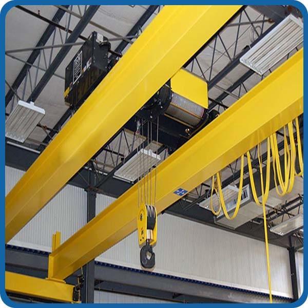 Overhead Cranes Europe : European overhead crane type
