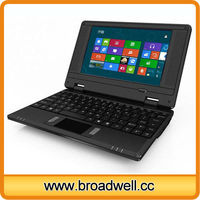 Cheapest and Functional 7 inch VIA 8850 1.2GHz Mini Laptops for Kids