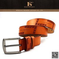 Latest fashion styling OEM top selling unique men championship pu belt