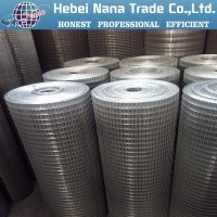 2015 Hot Sale! 304 316 3/4 Inch Stainless Steel Welded Wire Mesh,best price welded wire