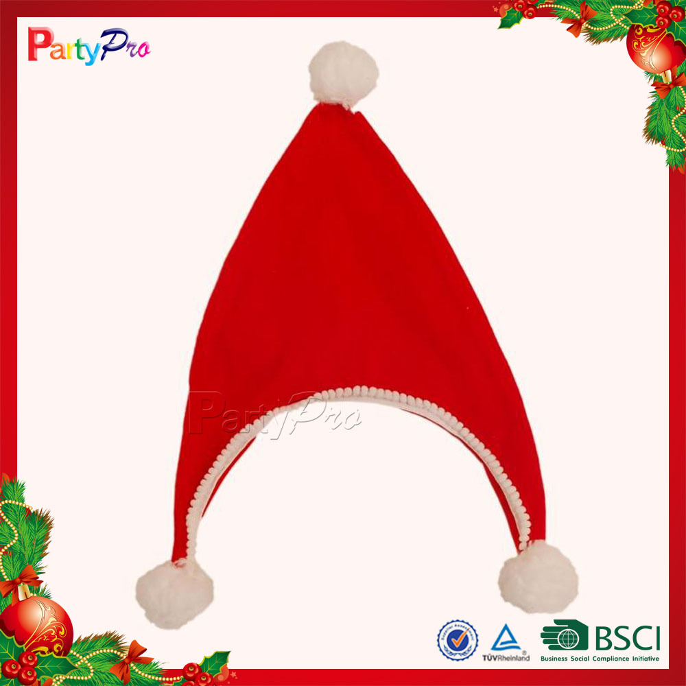 2019 Hot Sale Promotional Christmas Hats for Kids