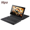 2017 latest design 10.1 inch Octa-core Android mini 2 in 1 Notebook Laptop