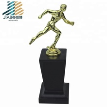 cheap custom shape plastic trophies, awards plaques trophies