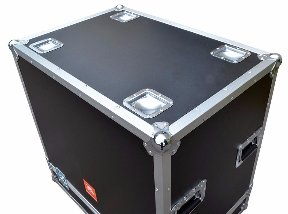 Pro Flight Case Holds 2X PRX715