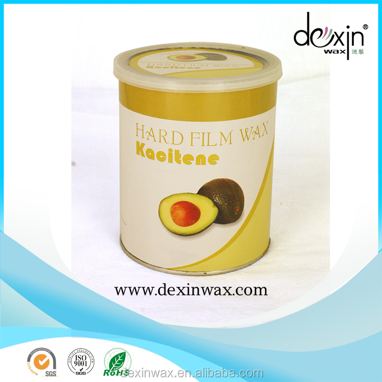 China Manufacturer Hot Sale Beauty Products 800ML Fruit Flavors Depilatory Wax