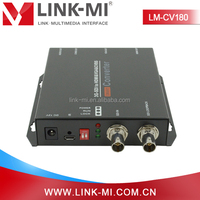 LM-CV180 3G-SDI BNC port to HDMI/CVBS/VGA signal Conversion SDI Media Converter
