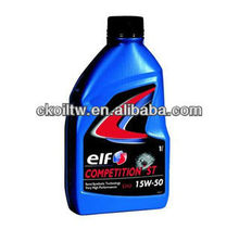 ELF motor oil ELF Competition ST 15W50 lubricants