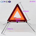 CE 2017 NEW design TRIANGULAR warning signs for accident