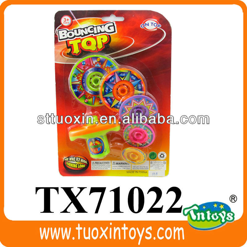top spin, spin top, plastic spinning top toy