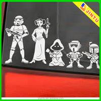 3D funny car sticker truck window decal graphics sticker