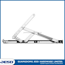 aluminium window fitting , SS201 or SS304 friction stay hinge,windows hinge.