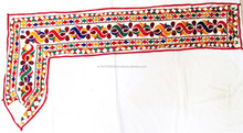 Gujarat Style Vintage Work Hand Embroidered Wall Hanging