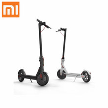 Original Xiaomi Mi Electronic Scooter 2 Wheels Foldable Smart Scooter Skate Board Hoverboard Adult 30km Battery electric scooter