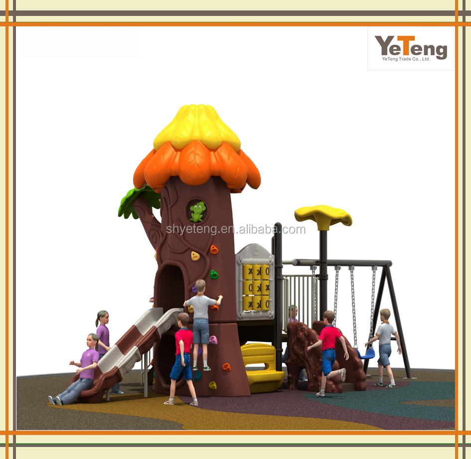 Children Amusement Park Commercial Used Outdoor Playground Equipment for sale