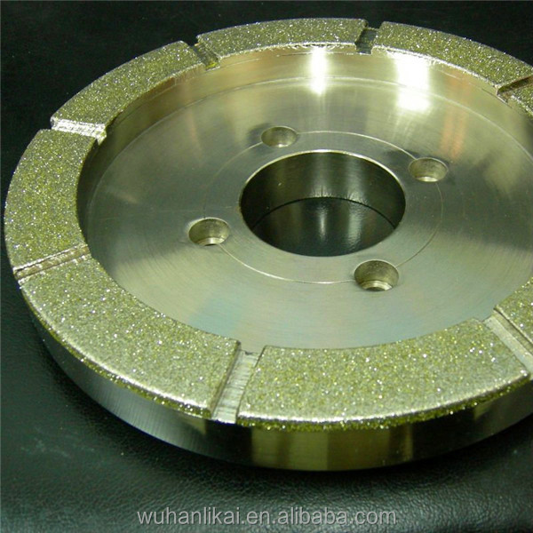 Abrasive tools Abrasive wheel electroplated diamond grinding wheel for stone