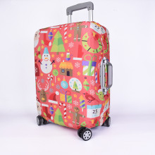 High Quality Spandex Protective Cover Luggage Clear Luggage Cover Custom Luggage Covers