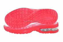 new desigh air cushion shoe soles for running shoes outsole from directly supplier hot sale !