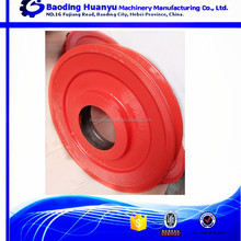 cast iron sand casting pulley wheel