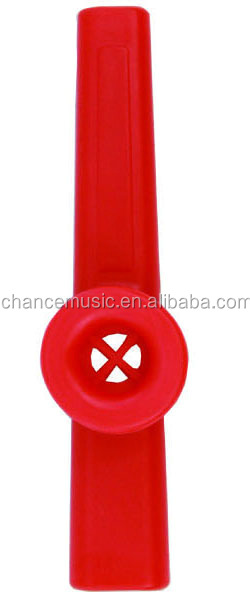 Whistle musical instruments plastic kazoo ABC-HK139