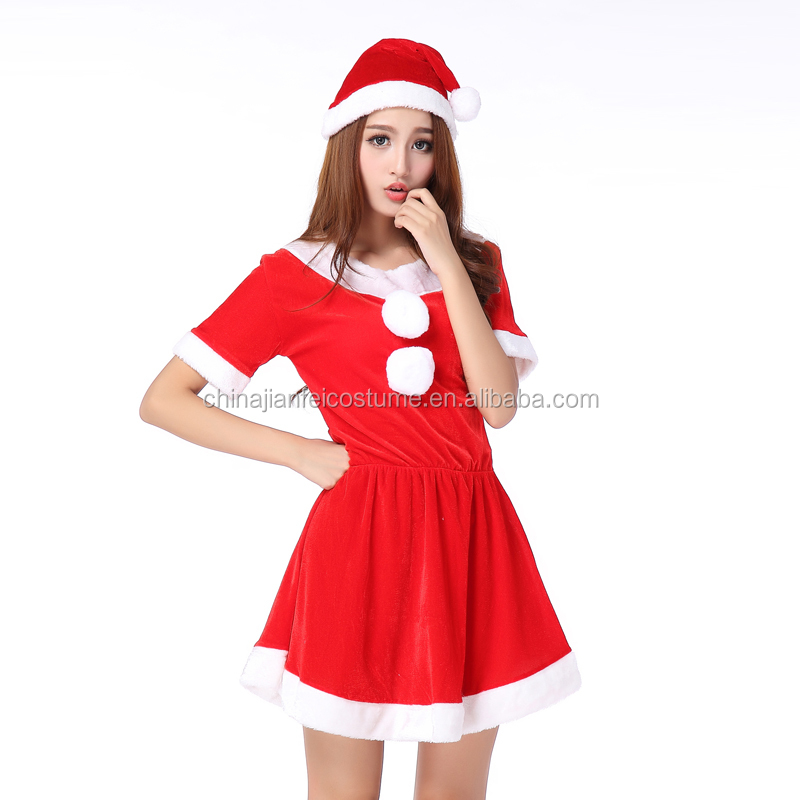 China Suppliers Wholesale Hot Christmas Costume