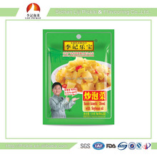 Sichuan China High quality Low calorie Appetizing healthy pickled vegetables with spicy oil