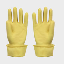 long sleeve water proof household rubber gloves