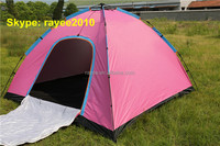 six person Waterproof Tourist Dome Tents, campo tenda