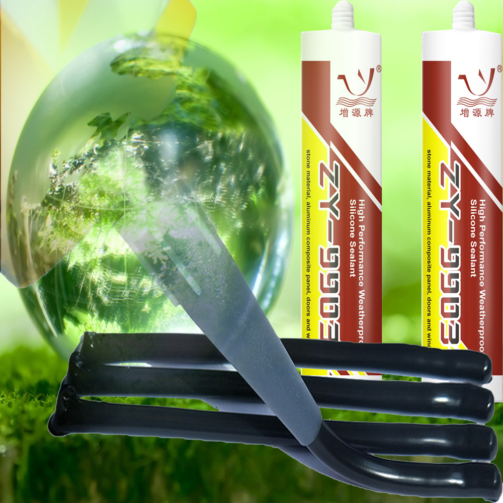 weather proofing silicone sealant for various windows installation