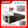No pollution onion drying plant/onion drying machine/vegetable dryer