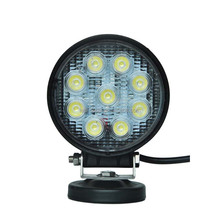 4x4 offroad led light high performance 27W working led lights for car