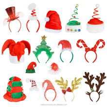 Hot Sell Fashion Funny New Crazy Dancing Santa Claus Christmas hat Ideas Design