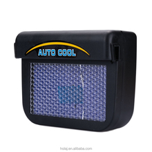 Solar Powered Car Cool Fan Auto Window Windshield Ventilation System Cooler Air Vent Cool Fan